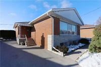 3 Bedroom Detach Bungalow with Finished bsmt @ Kennedy / Queen