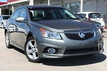2012 Holden Cruze JH Series II MY12 SRI Grey 6 Speed Sports Automatic Sedan Valley View Salisbury Area Preview