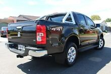 2012 Holden Colorado RG MY13 LTZ Crew Cab Black 6 Speed Sports Automatic Utility Nailsworth Prospect Area Preview