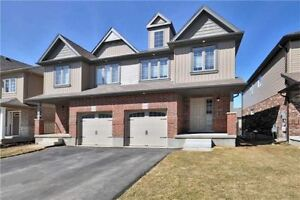 Absolutely Gorgeous Semi-Detached Home In Guelph! X