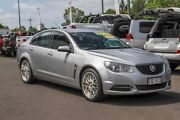 2013 Holden Commodore VF MY14 Evoke Silver 6 Speed Sports Automatic Sedan Monkland Gympie Area Preview