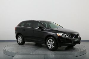 2012 Volvo XC60 DZ MY12 D5 Geartronic AWD Teknik Black 6 Speed Sports Automatic Wagon Old Guildford Fairfield Area Preview