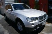 2008 BMW X3 E83 MY09 xDrive 30D Lifestyle Silver 6 Speed Auto Steptronic Wagon Blair Athol Port Adelaide Area Preview