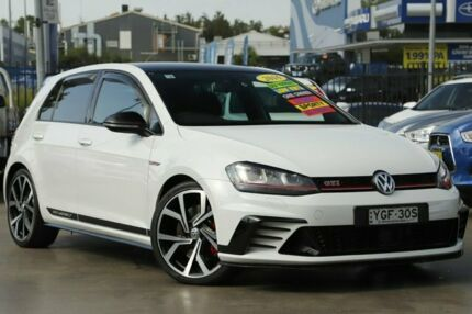 2016 Volkswagen Golf VII MY16 GTI DSG 40 Years White 6 Speed Sports Automatic Dual Clutch Hatchback Penrith Penrith Area Preview
