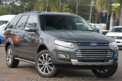 2015 Ford Territory SZ MK2 Titanium (RWD) Smoke 6 Speed Automatic Wagon Mornington Mornington Peninsula Preview