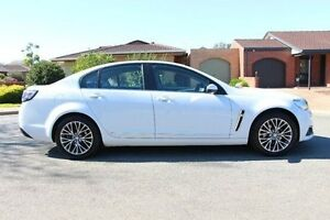 2015 Holden Calais VF II MY16 White 6 Speed Sports Automatic Sedan Nailsworth Prospect Area Preview