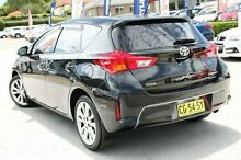 2014 Toyota Corolla ZRE182R Levin ZR Black 6 Speed Manual Hatchback Pennant Hills Hornsby Area Preview