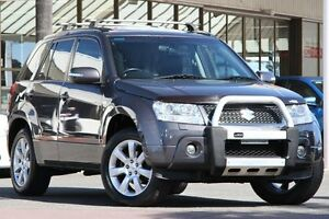 2010 Suzuki Grand Vitara JB MY09 Prestige Grey 5 Speed Automatic Wagon Christies Beach Morphett Vale Area Preview