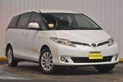 2014 Toyota Tarago ACR50R MY13 GLi White 7 Speed Constant Variable Wagon Hendra Brisbane North East Preview
