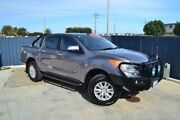 2012 Mazda BT-50 UP0YF1 XTR Grey 6 Speed Sports Automatic Utility Beresford Geraldton City Preview