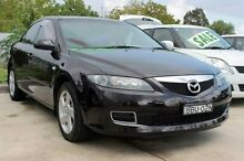2006 Mazda 6 GG 05 Upgrade Classic Burgundy 5 Speed Auto Activematic Sedan Argenton Lake Macquarie Area Preview