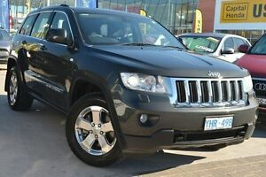 2011 Jeep Grand Cherokee WK MY2011 Laredo Black 5 Speed Sports Automatic Wagon Pearce Woden Valley Preview