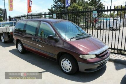 1999 Chrysler Grand Voyager RS LE Burgundy Automatic Wagon Laverton North Wyndham Area Preview