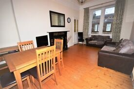 Well-presented, 2 bedroom, furnished flat located off Leith Walk available August