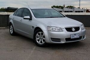 2012 Holden Commodore VE II MY12 Omega Silver 6 Speed Sports Automatic Sedan South Melbourne Port Phillip Preview