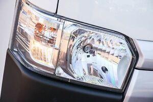 2014 Toyota Hiace KDH201R MY14 LWB White 4 Speed Automatic Van Wangara Wanneroo Area Preview