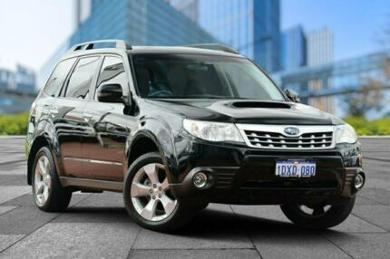 2012 Subaru Forester S3 MY12 XT AWD Premium Black 4 Speed Sports Automatic Wagon Myaree Melville Area Preview