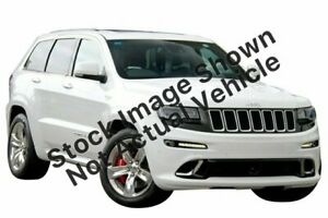 2015 Jeep Grand Cherokee WK MY15 SRT White 8 Speed Sports Automatic Wagon Hoppers Crossing Wyndham Area Preview