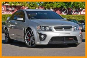 2007 Holden Special Vehicles GTS E Series Silver 6 Speed Sports Automatic Sedan