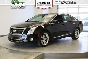 2016 Cadillac XTS Luxury Collection AWD *Backup Camera-Sunroof-N