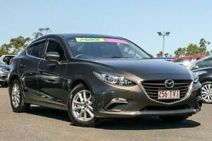 2014 Mazda 3 BM5276 Maxx SKYACTIV-MT Grey 6 Speed Manual Sedan Jamboree Heights Brisbane South West Preview