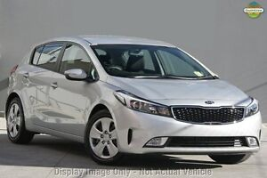 2016 Kia Cerato YD MY17 S Silky Silver 6 Speed Sports Automatic Hatchback Blacktown Blacktown Area Preview