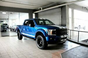 2018 Ford F-150 MY19 XLT 4X4 5.0L V8 10 SPEED 4x4 Lightning Blue Automatic 4 X 4 DOUBLE CAB UTILITY Thornleigh Hornsby Area Preview