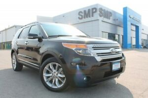 2013 Ford Explorer XLT 3.6L V6 - Leather, Nav, 4WD, PST Paid