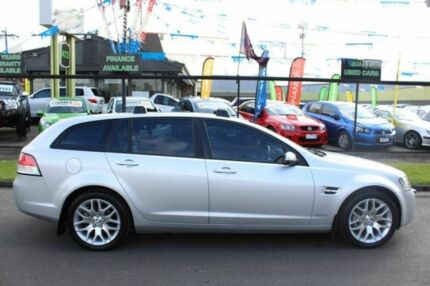 2010 Holden Commodore VE MY10 International Sportwagon Silver 6 Speed Sports Automatic Wagon West Footscray Maribyrnong Area Preview