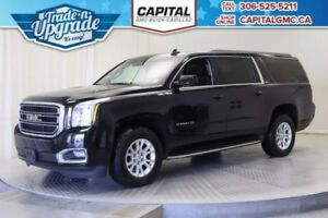2017 GMC Yukon XL SLT 4WD *DVD-Leather-Sunroof-Navigation*