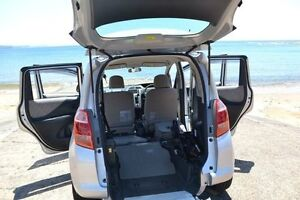 2006 Toyota Ractis 100 Series WELCAB Silver Automatic Wagon North Manly Manly Area Preview