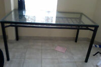 Dining room table for couch or futon