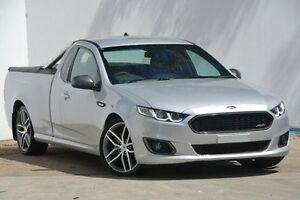 2015 Ford Falcon FG X XR6 Ute Super Cab Turbo Silver 6 Speed Manual Utility Blacktown Blacktown Area Preview
