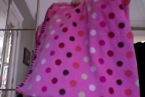 TWIN PINK BLANKET