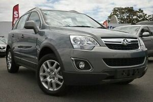 2012 Holden Captiva Grey Sports Automatic Wagon Dandenong Greater Dandenong Preview