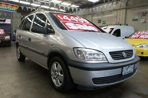 2004 Holden Zafira TT 5 Speed Manual Wagon Mordialloc Kingston Area Preview