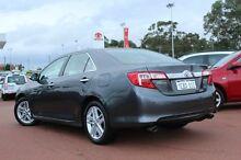 2012 Toyota Camry ASV50R Atara S Grey 6 Speed Sports Automatic Sedan Balcatta Stirling Area Preview