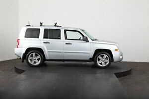 2007 Jeep Patriot MK Limited Silver 5 Speed Manual Wagon McGraths Hill Hawkesbury Area Preview