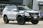 2014 Toyota Landcruiser Prado KDJ150R MY14 GXL White 5 Speed Sports Automatic Wagon Moorooka Brisbane South West Preview