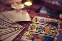 Tarot Card and Palm Readings