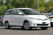 2014 Toyota Tarago ACR50R MY13 GLi Glacier 7 Speed Constant Variable Wagon Indooroopilly Brisbane South West Preview