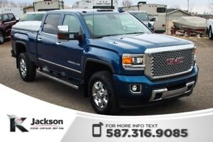 2015 GMC Sierra 2500HD Denali - Touchscreen, NAV, Rear View Came