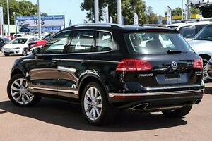 2016 Volkswagen Touareg 7P MY16 V6 TDI Tiptronic 4MOTION Black 8 Speed Sports Automatic Wagon Wilson Canning Area Preview