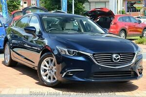 2016 Mazda 6 GL1031 Touring SKYACTIV-Drive Soul Red 6 Speed Sports Automatic Sedan West Hindmarsh Charles Sturt Area Preview