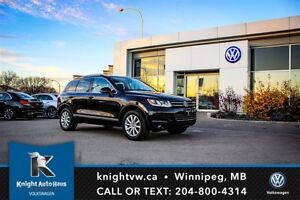 2014 Volkswagen Touareg Highline w/ Sunroof/Leather