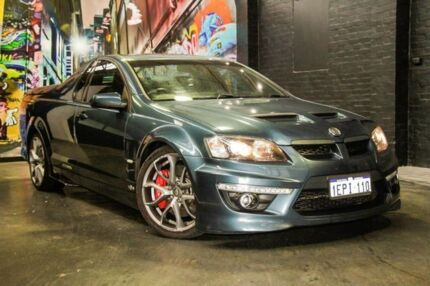 2009 Holden Special Vehicles Maloo E Series 2 R8 Grey 6 Speed Manual Utility