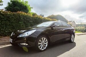 2010 Hyundai i45 YF MY11 Premium Black 6 Speed Sports Automatic Sedan Hove Holdfast Bay Preview
