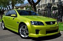 2007 Holden Commodore VE SV6 Green 5 Speed Sports Automatic Sedan Medindie Walkerville Area Preview
