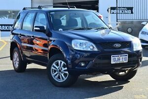 2010 Ford Escape ZD MY10 Blue 4 Speed Automatic Wagon Claremont Nedlands Area Preview