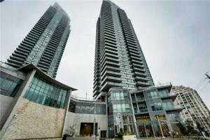 Bright, Spacious & Immaculate 1 Bedroom + Den @ Lake Shore Blvd